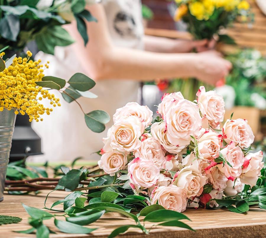 belles fleurs de saison à Saint-Jean-de-Braye | Aurell fleurs