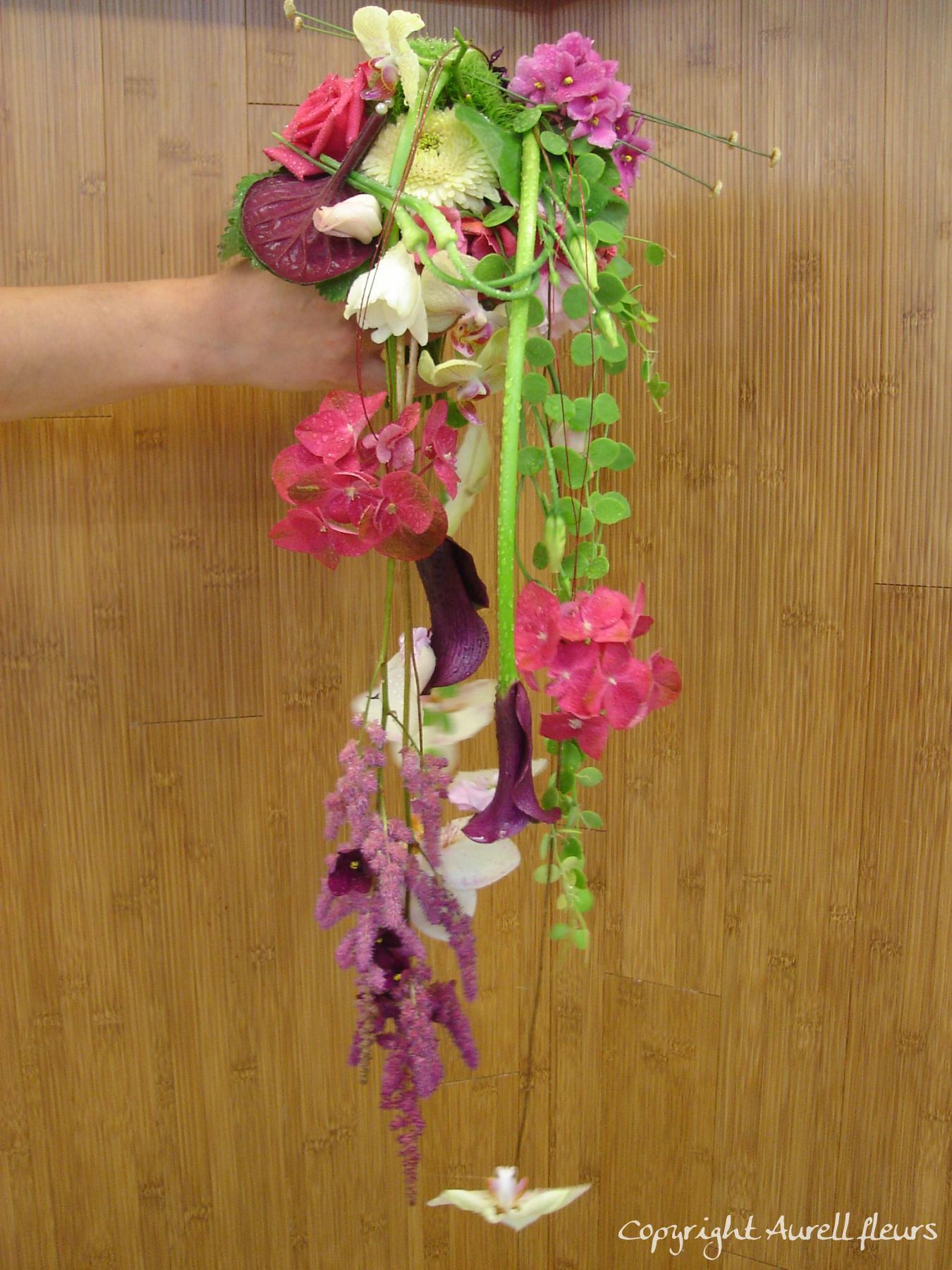 bouquet chute à Saint-Jean-de-Braye | Aurell fleurs