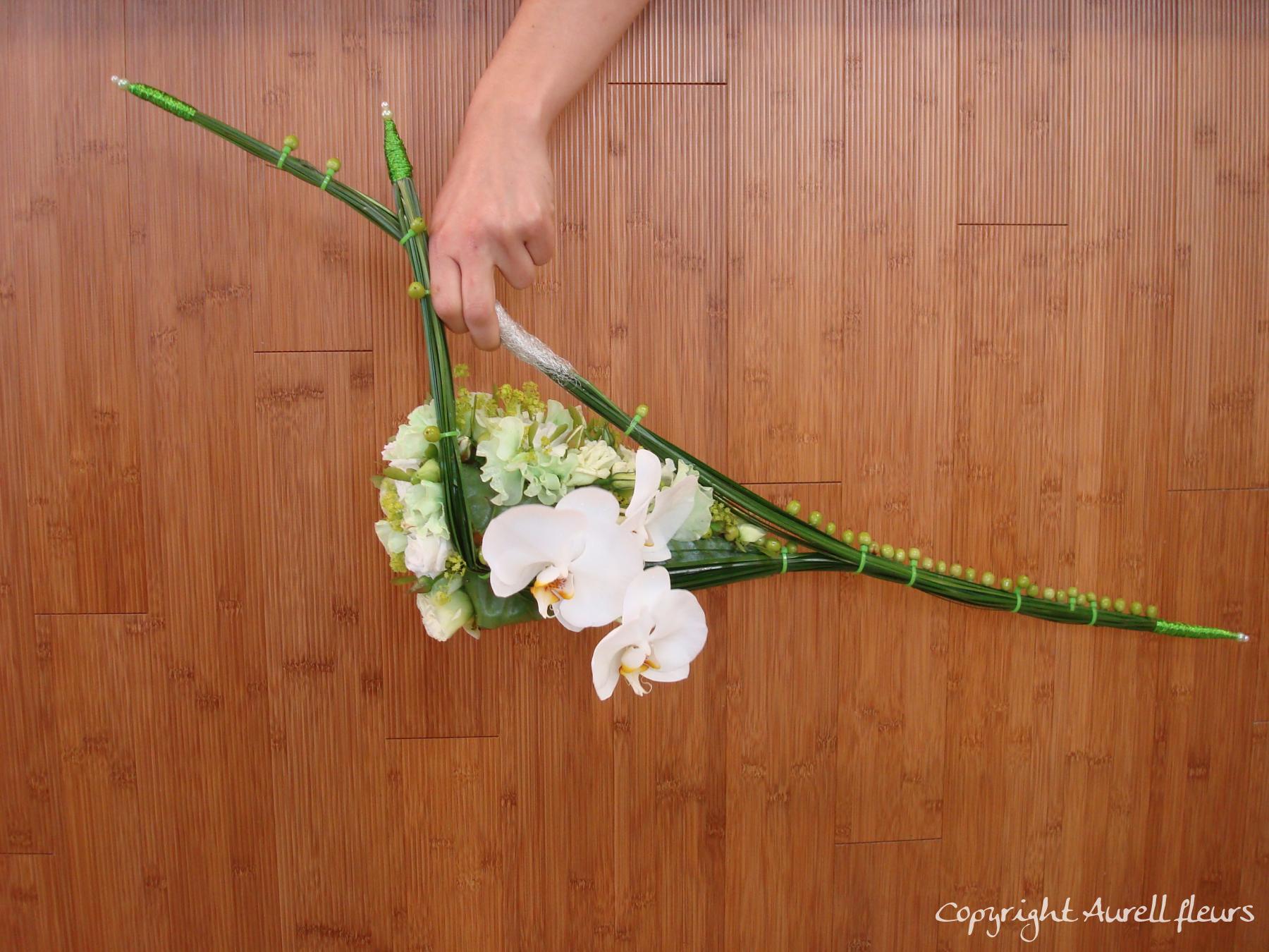 Fleuriste créatif (fleur 01 ) à Saint-Jean-de-Braye | Aurell fleurs