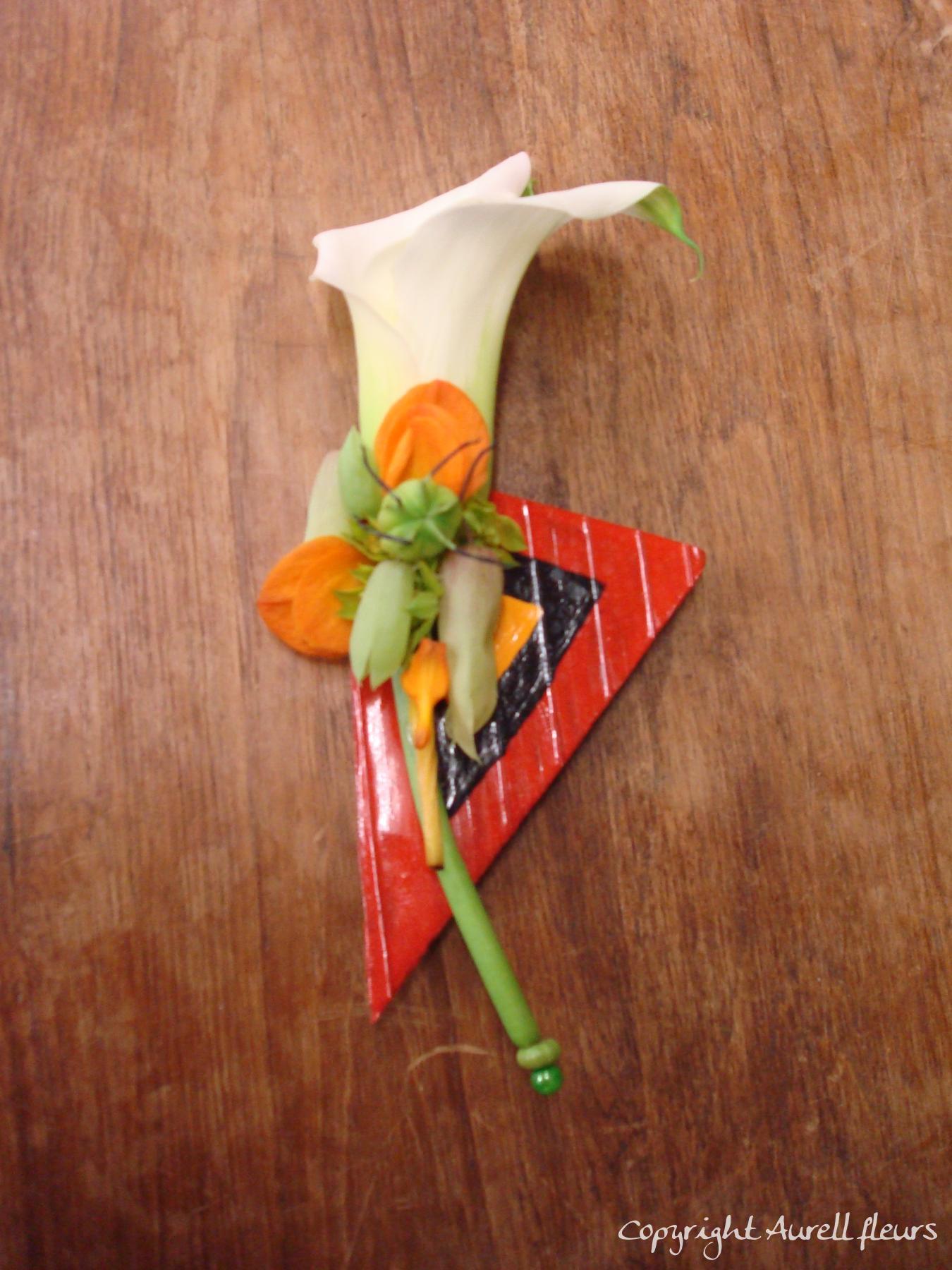 boutonniere 4 à Saint-Jean-de-Braye | Aurell fleurs