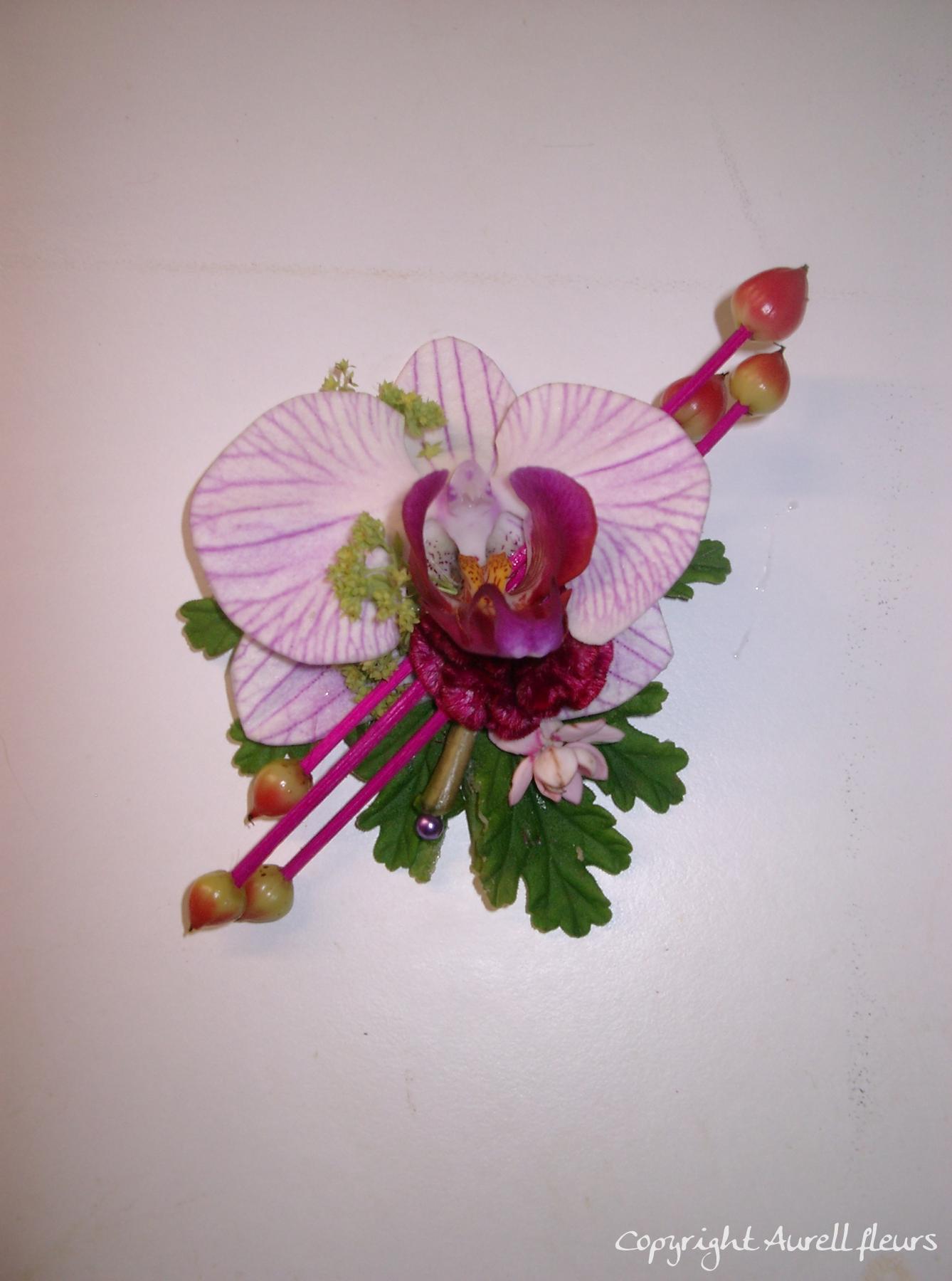 boutonniere_6 à Saint-Jean-de-Braye | Aurell fleurs