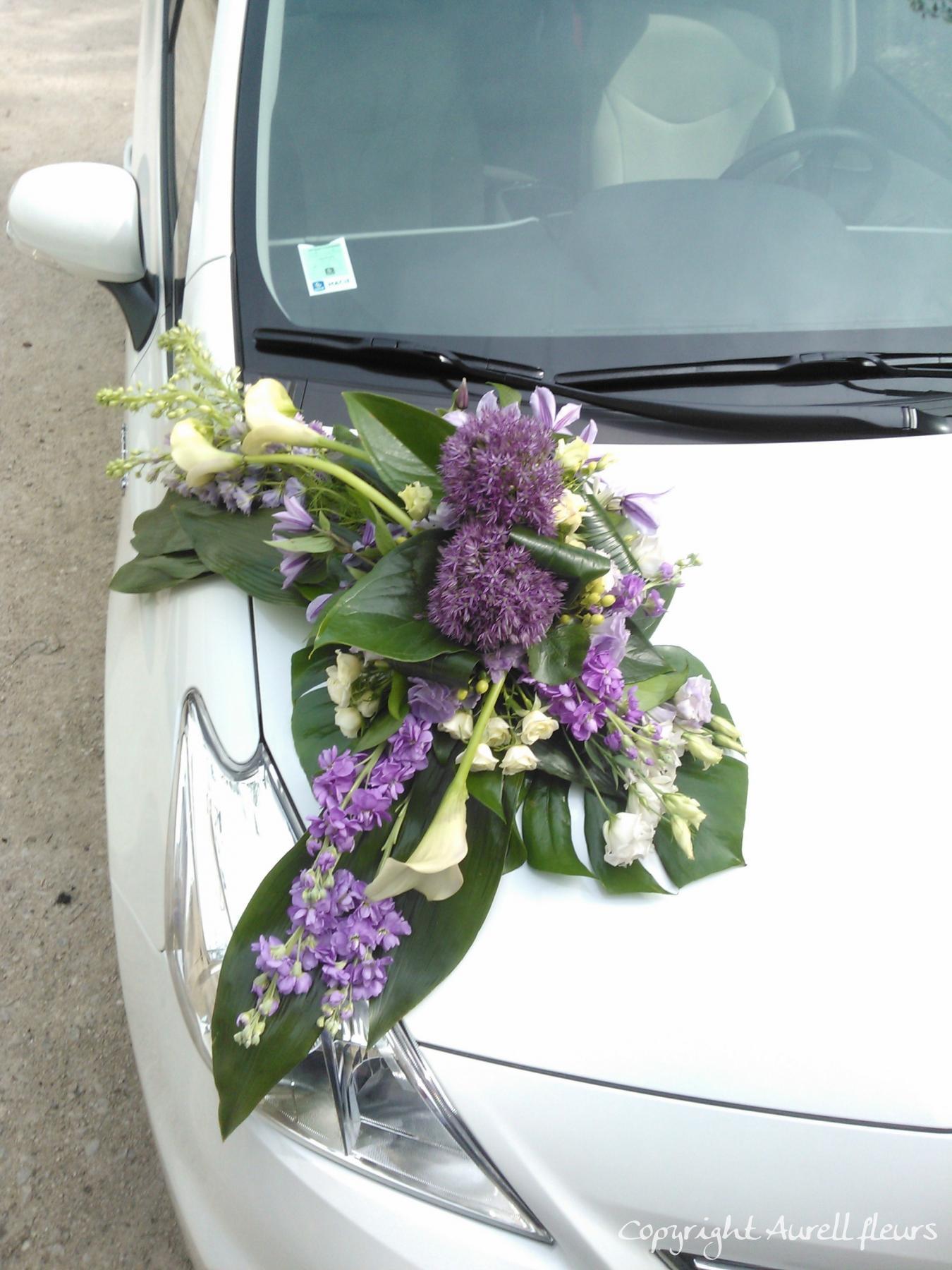 capot avant 9 à Saint-Jean-de-Braye | Aurell fleurs