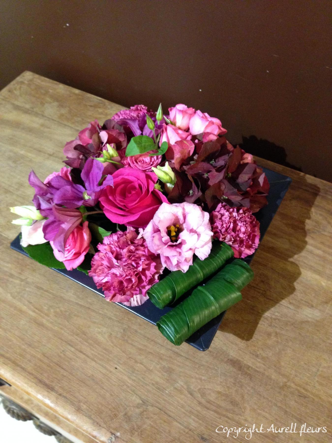 Fleuriste créatif (fleur 07 ) à Saint-Jean-de-Braye | Aurell fleurs