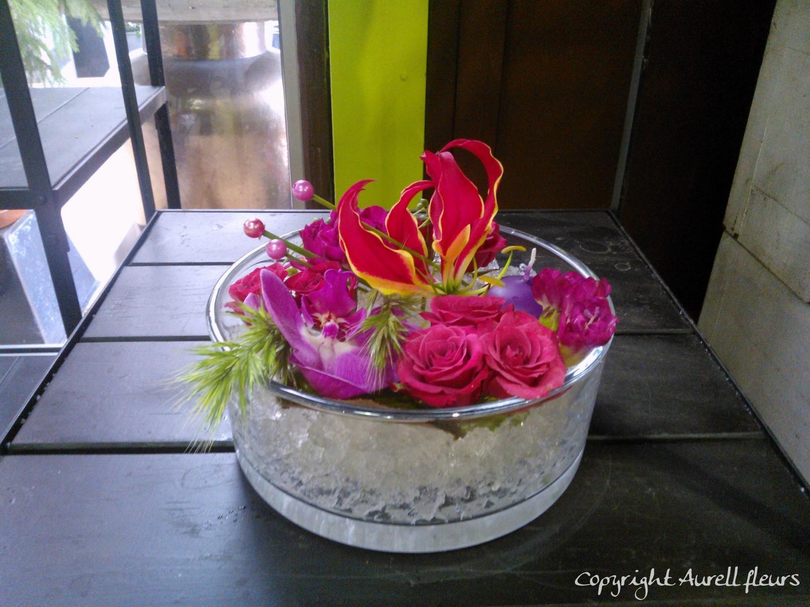 Fleuriste créatif (fleur 04 ) à Saint-Jean-de-Braye | Aurell fleurs