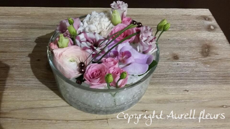 Fleuriste créatif (fleur 03 ) à Saint-Jean-de-Braye | Aurell fleurs